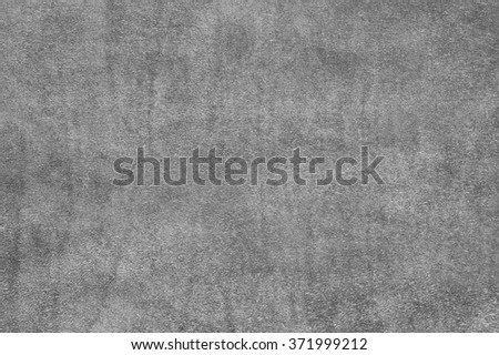 Natural gray suede texture as background. - stock photo