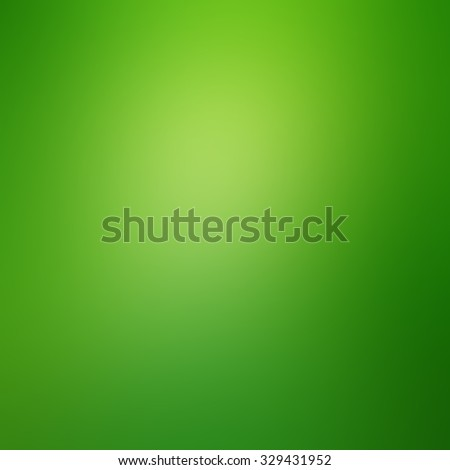Natural green background - stock photo