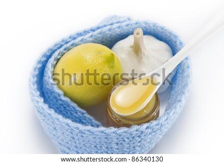 natural healing - stock photo