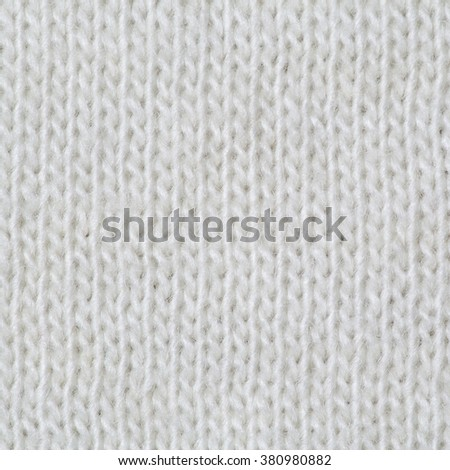 Natural Knitted Wool Background,Natural Knitted Wool texture - stock photo