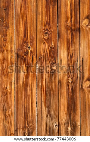 natural knotted wood texture - stock photo