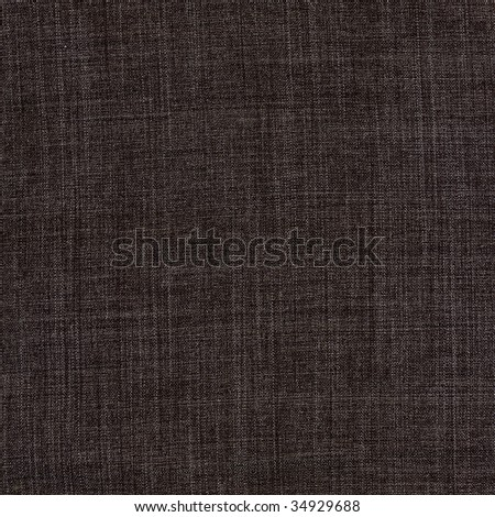 Natural linen texture in close-up
