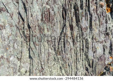 Natural stone surface in Altai