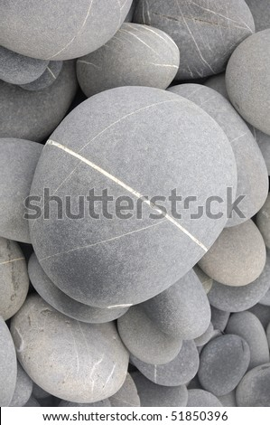 Natural stones - good for backgrounds - stock photo