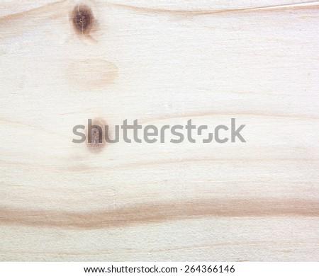 Natural white yellow pine wood background texture. - stock photo