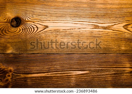 natural wooden boards