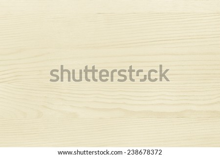 Natural Wooden Desk Texture, Above View Background - stock photo