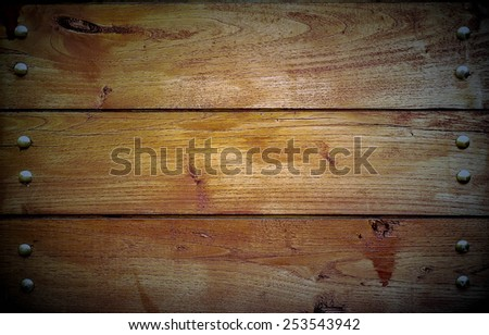 natural wooden texture with amount, suitable for background - stock photo