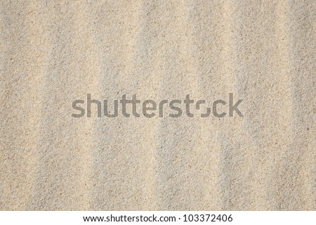 Naturally Texture Sand Pattern - stock photo