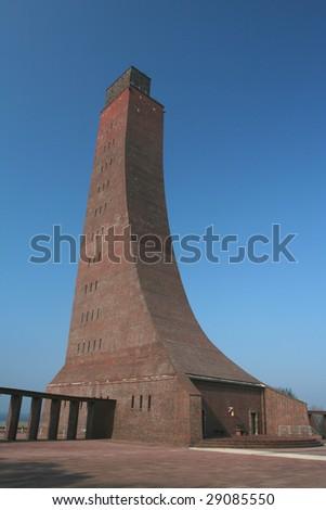 """Naval memorial in """"Laboe"""" - stock photo"""