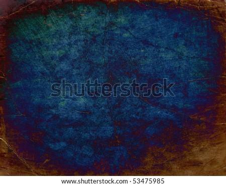 Negative Skin - stock photo