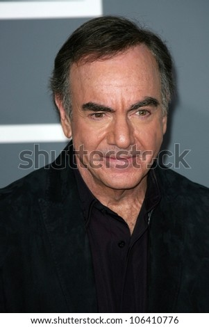 Neil Diamond at the 51st Annual GRAMMY Awards. Staples Center, Los Angeles, CA. 02-08-09