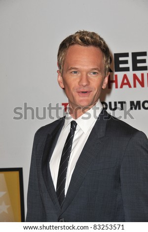 Neil Patrick Harris at the inaugural Critics' Choice TV Awards, by the Broadcast TV Journalists Association, at the Beverly Hills Hotel. June 20, 2011 in CA Picture: Paul Smith / Featureflash