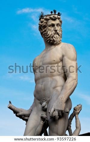 Neptune - stock photo