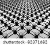 Network abstract - stock photo