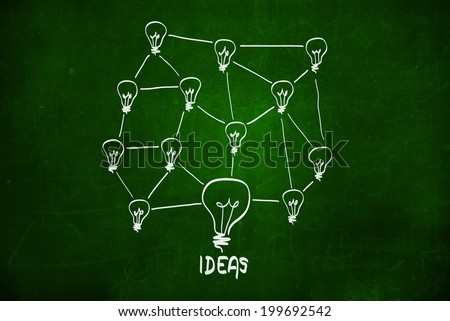Network background with social media, - stock photo