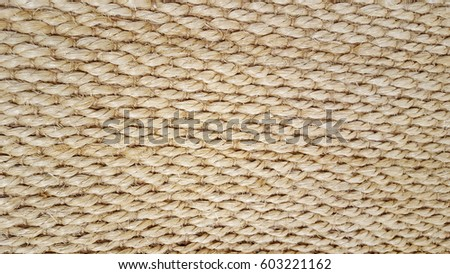 neutral colored braided rope background