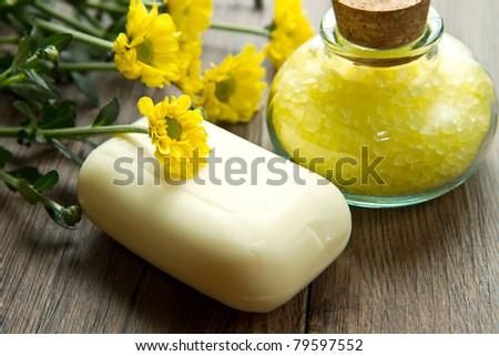 Neutral Soap - stock photo
