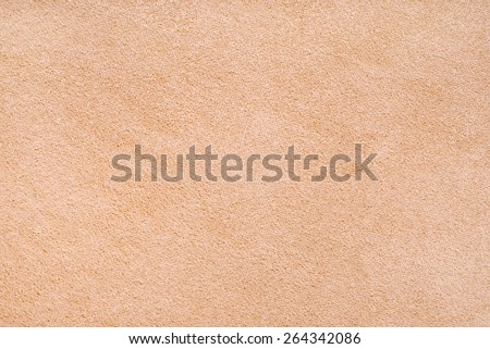 New Bright Beige Carpet Flooring Texture as Seamless Pattern Background for Interior Decoration. - stock photo