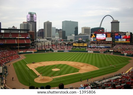 New Busch Stadium St Louis