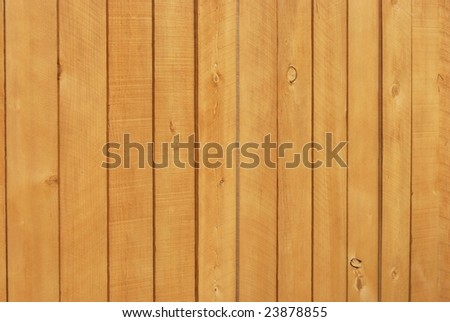 new fence - stock photo