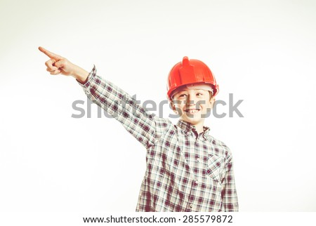 new project conductor - stock photo