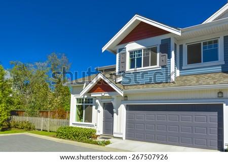 Modern Luxury Designer Home Photo Libre De Droits