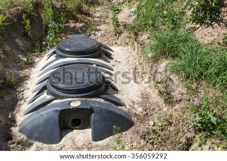 Gas mask on bush background stock photo 551808142 for Septic tank fumes in house