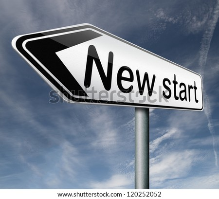 new start again restart new beginning button icon isolated arrow