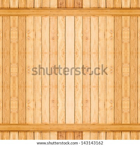 new wood background - stock photo