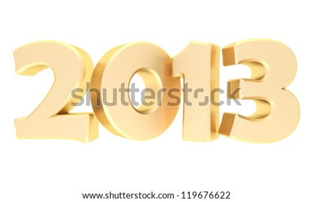 New Year's Eve, and Christmas is the best holiday - stock photo