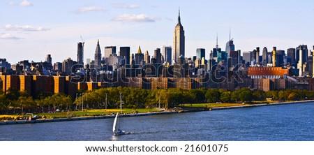 New York 2 - stock photo