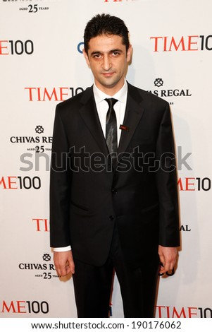 NEW YORK-APR 29: Dr. Obadah al-Kaddri attend the Time 100 Gala for the Most Influential People in the World at Frederick P. Rose Hall Home of Jazz at Lincoln Center on April 29, 2014 in New York City.