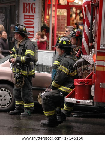 New York City Firefighters