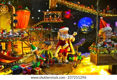 Macys Christmas Stock Images, Royalty-Free Images & Vectors ...