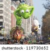 NEW YORK - NOVEMBER 22: General atmosphere at the 86th Annual Macy's Thanksgiving Day Parade on November 22, 2012 in New York City. - stock photo