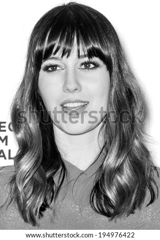 NEW YORK, NY - APRIL 18: Actress Mary Elizabeth Winstead attends the 'Alex of Venice' screening during the 2014 Tribeca Film Festival at SVA Theater