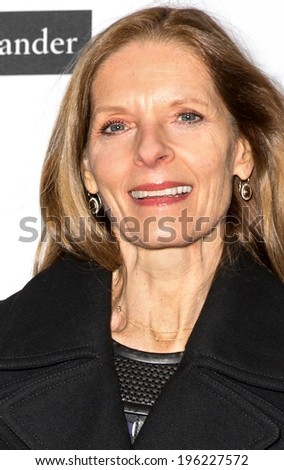 NEW YORK, NY - APRIL 17: Sandra Brant attends the 'Dior and I' premiere during the 2014 Tribeca Film Festival at SVA Theater