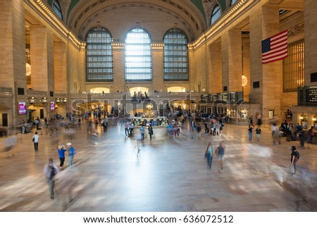 Grand central station stock images royalty free images for Grand tableau new york