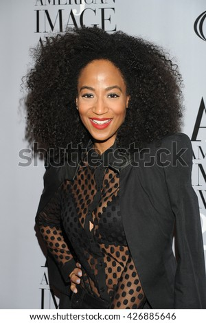 NEW YORK, NY - MAY 24: Africa Miranda attends attend the 38th Annual AAFA American Image Awards at 583 Park Avenue on May 24, 2016 in New York City.