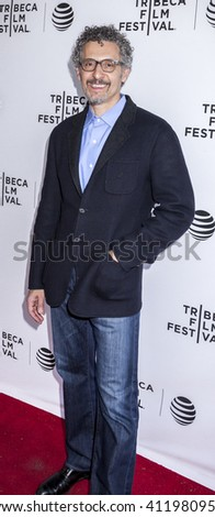 New York, NY, USA - April 22, 2016: Actor John Turturro attends Tribeca Tune In: 'The Night Of' Screening during 2016 Tribeca Film Festival at SVA Theatre