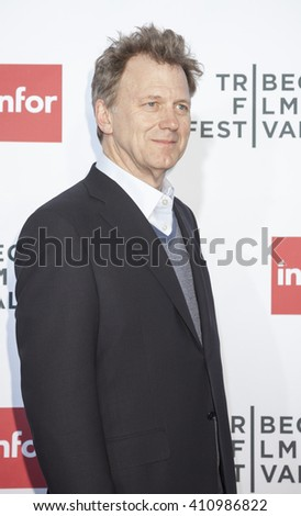 New York, NY, USA - April 21, 2016: Film director Ted Braun attends the 'Taxi Driver' 40th Anniversary Celebration during the 2016 Tribeca Film Festival at The Beacon Theatre, NYC