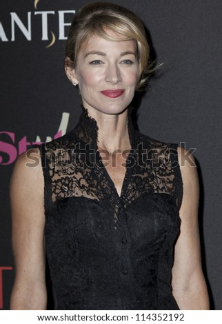 NEW YORK - SEPTEMBER 05: Elaine Irwin attends the 9th annual Style Awards during Mercedes-Benz Fashion Week at The Stage Lincoln Center on September 5, 2012 in New York City