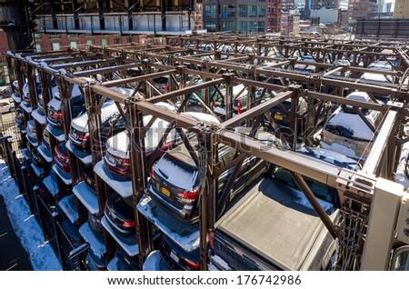 new york city slot cars