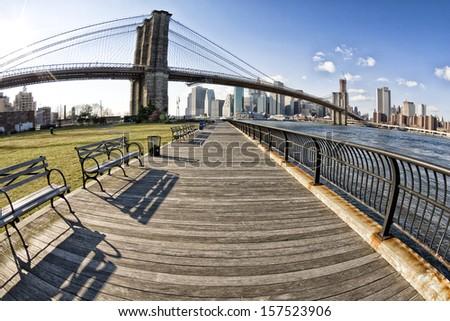 Brooklyn bridge stock photo 20059276 shutterstock for Motor vehicle in brooklyn