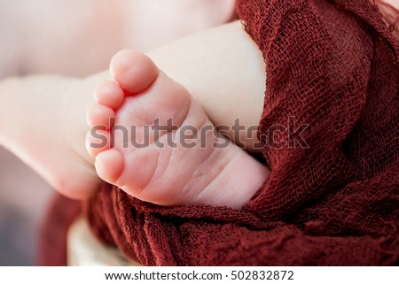 newborn sleeping baby