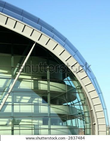 Newcastle Sage Opera House - stock photo