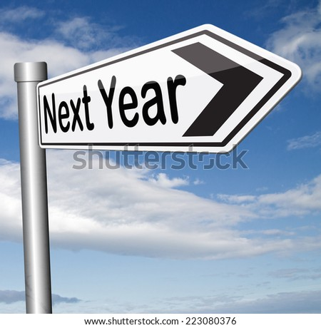 next year new start