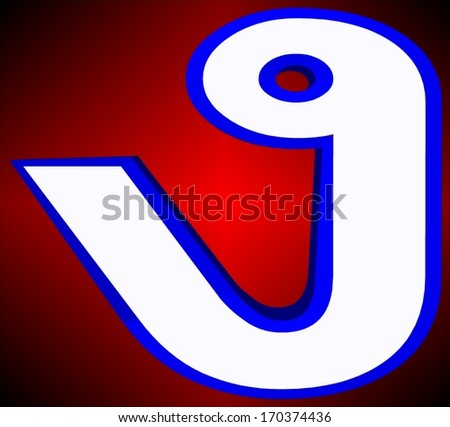 Ngor nguu Thai script is used to write the Thai language and other minority languages in Thailand. It has 44 consonant, 15 vowel symbols that combine into at least 28 vowel forms - stock photo