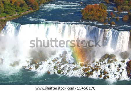 Niagara Falls Canada - stock photo